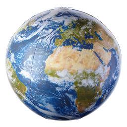 Globus med lys til børn
